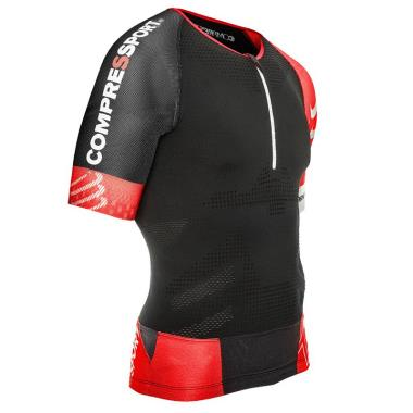 Майка Trail Running Shirt с рукавом Сompressport