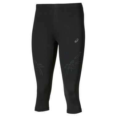 Тайтсы для бега 3/4 Asics STRIPE  KNEE TIGHT  (W)