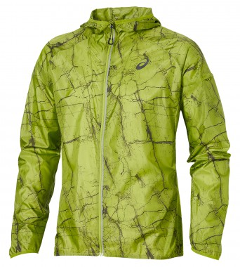 Куртка для бега Asics Fuji Trail Pack Jacket