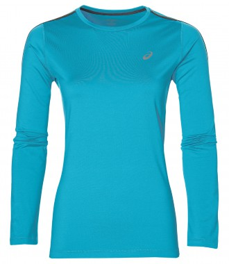 Футболка для бега Asics Long Sleeve Winter Top (Women)