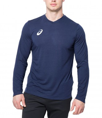 Футболка для бега Asics MAN LONG SLEEVE TEE