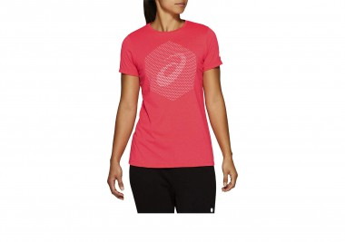 Футболка  Asics ESSENTIAL COTTONBLEND GPX SS TOP  (W)