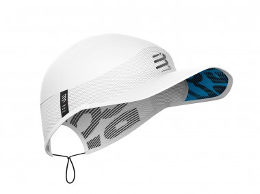 Кепка Compressport Pro Racing Cap Белый