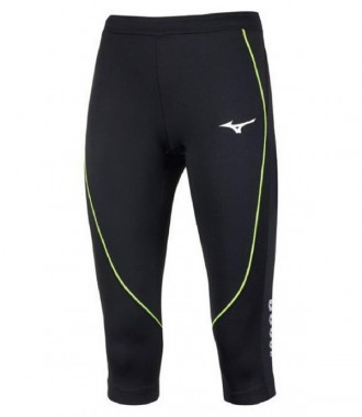 Тайтсы для бега Mizuno Premium Jpn 3/4 Tight (Women)
