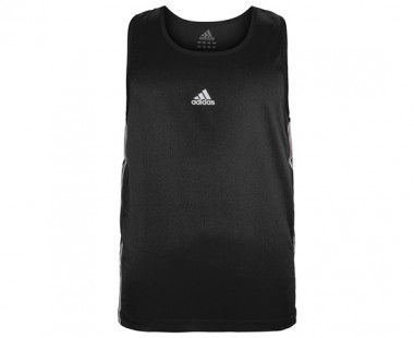 adiBTT01 Майка боксерская ADIDAS Micro Diamond Boxing Top черная
