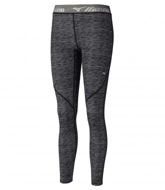 Тайтсы для бега Mizuno Impulse Print Long Tight (Women)