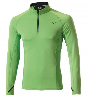 Футболка для бега Mizuno Warmalite Top